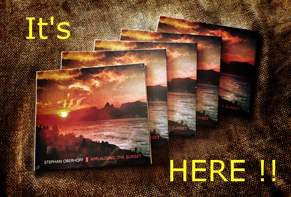 Applauding The Sunset CD Covers